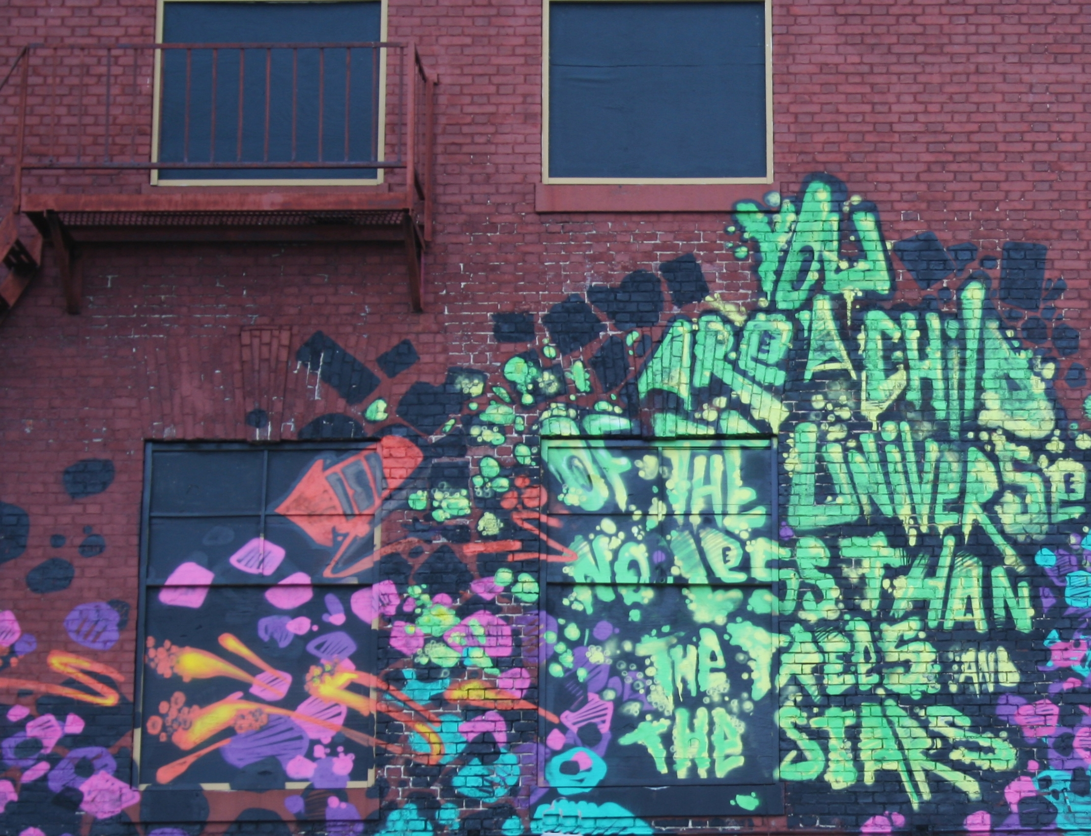 Grief and photography inspiration from graffiti and murals for Mural inspiration
