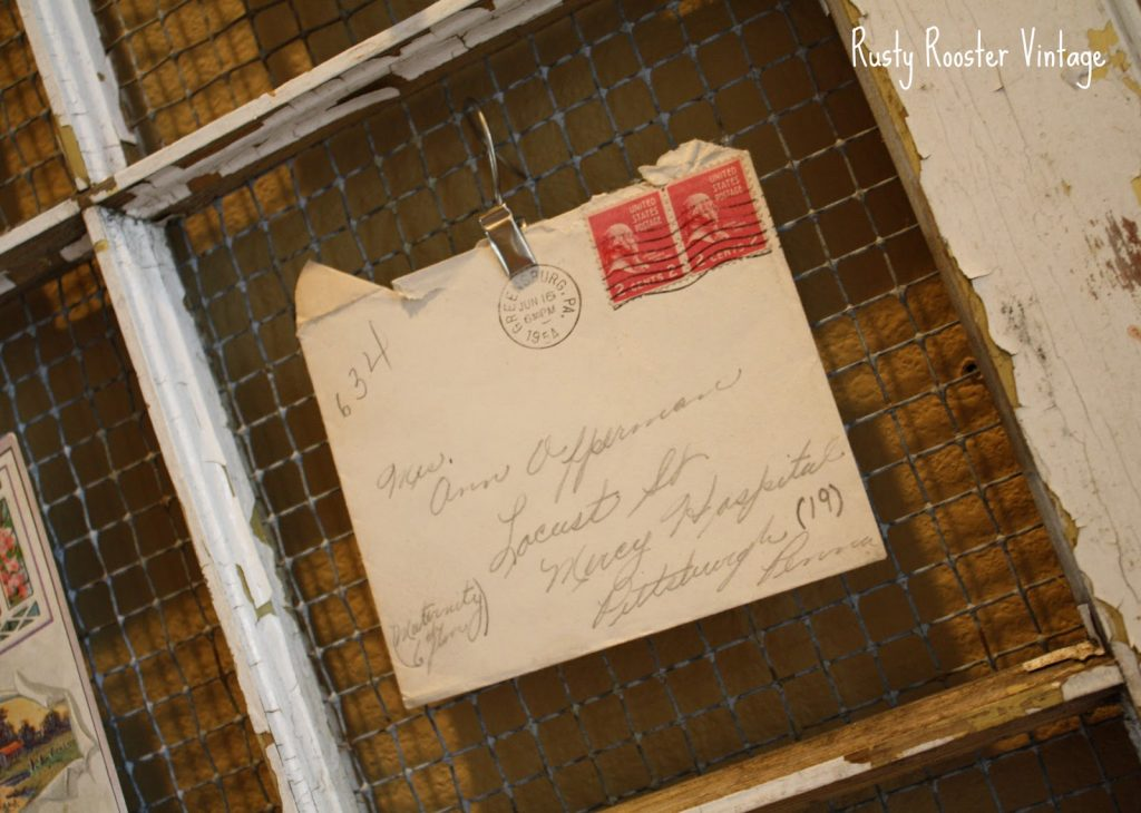 preserving old letters 3